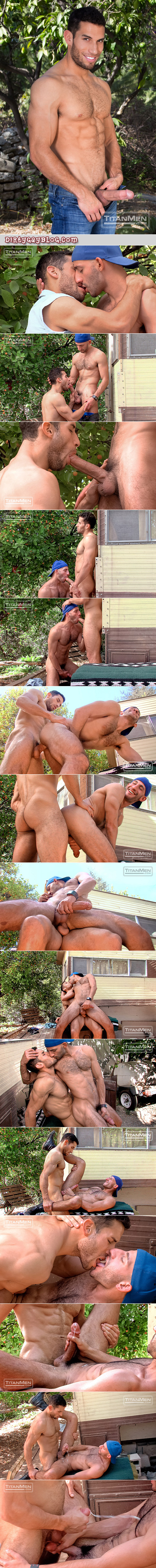 Horse hung ripped muscle stud bottoms for a muscular hunk with a thick cock.