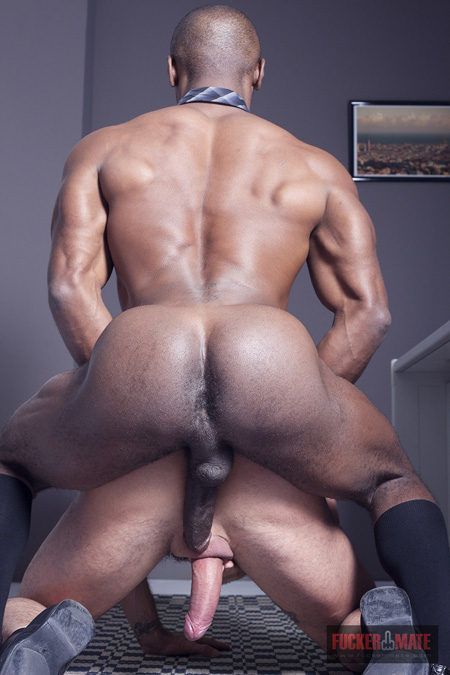Gay black bodybuilders