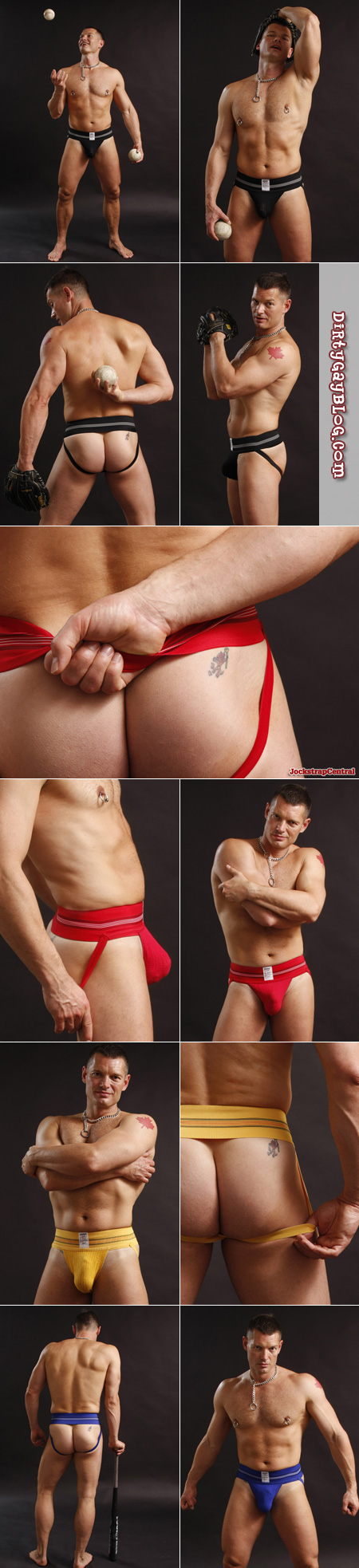 Dirty jockstraps, dirty pleasures
