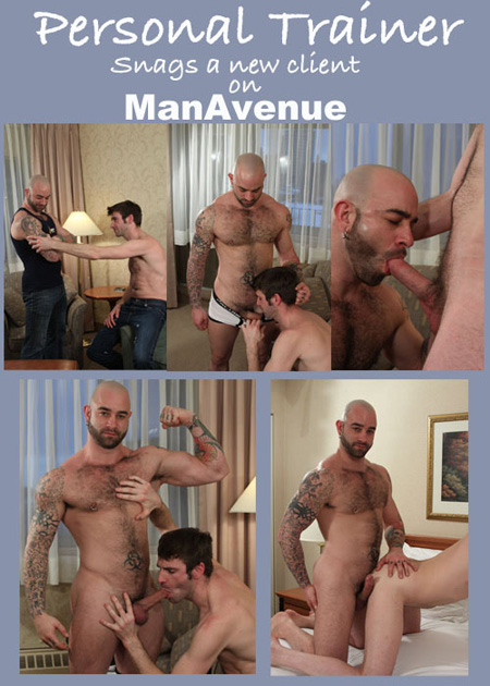Click here for more Man Avenue