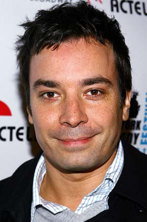 The real Jimmy Fallon