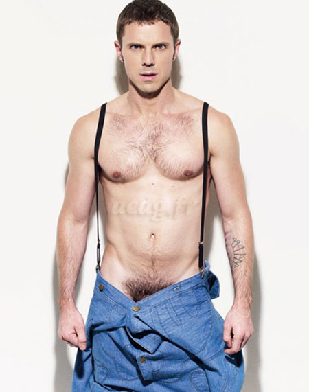 The real Jake Shears