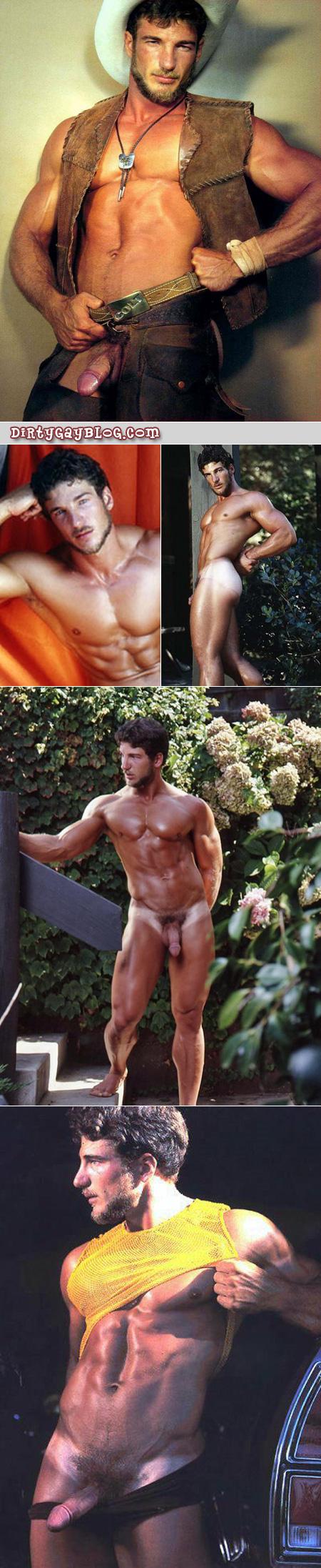 Gay porn star Rick Wolfmier