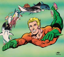 The REAL Aquaman