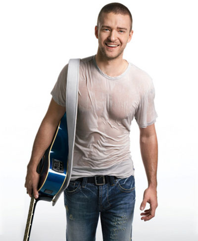 The real Justin Timberlake