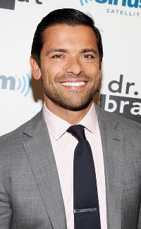 The real Mark Consuelos