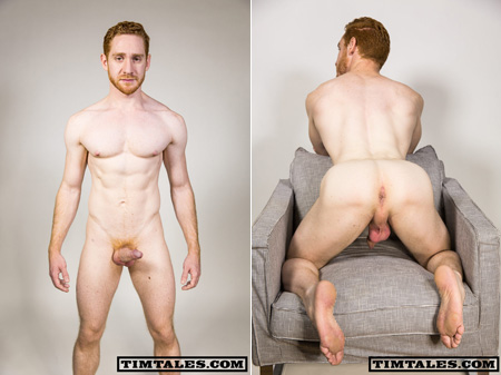 Male Nude Ginger