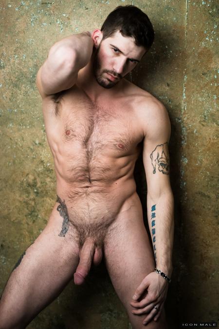 italian hunk naked sleeping